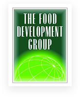 THE FOOD DEVELOPMENT GROUP Logo